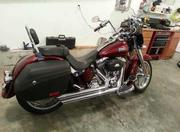 2012 Harley-Davidson Softail. 1, 850 miles on it.