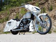 2008 - Harley-Davidson Street Glide Custom Bagger