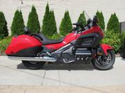 2013 - Honda Gold Wing GL 1800 F6B Deluxe