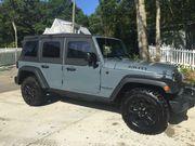 2015 Jeep Wrangler 4dr SUV