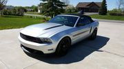 2011 Ford MustangMustang Convertible - California Special